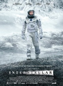 INTERSTELLAR aff FR