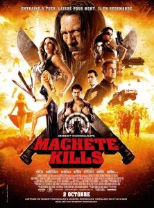Machete Kills aff FR