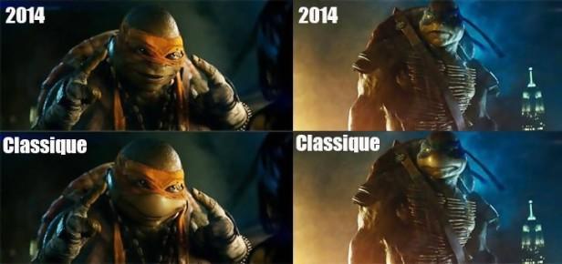 ninja turtles fake