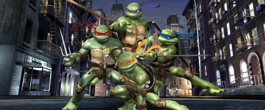 Dossier ancienne et nouvelle g n ration pour les 30 ans - Le rat des tortue ninja ...