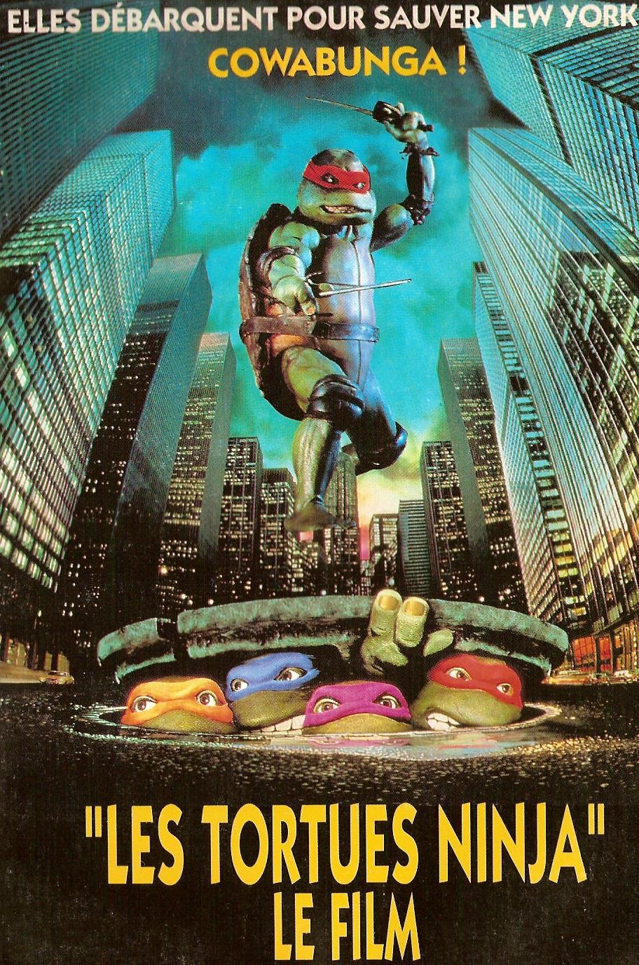 Dossier ancienne et nouvelle g n ration pour les 30 ans des tortues ninja - Tortue ninja couleur ...