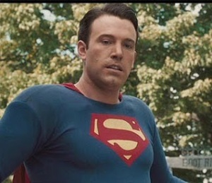 Affleck Superman