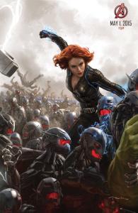 Avengers AgeofUltron black