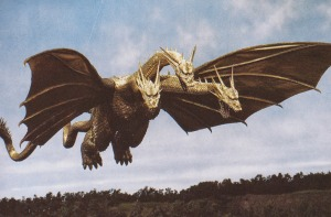 Godzilla King_Ghidorah