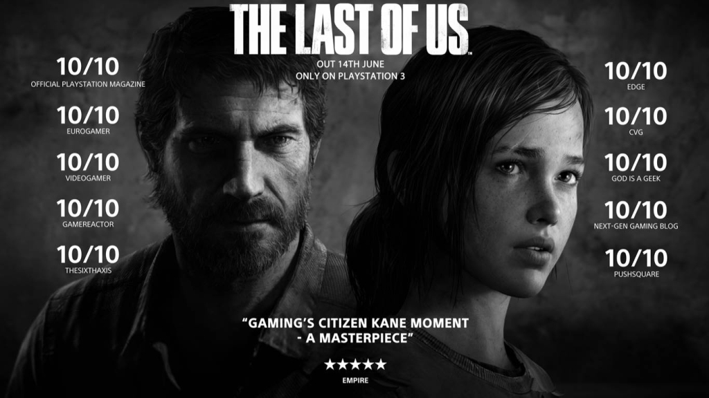 last of us note