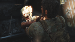 last of us zomb