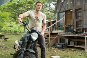 jurassic-world - chris-pratt