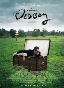 old boy affiche remake