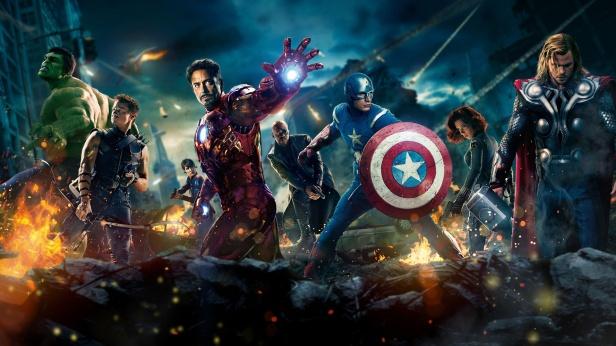 Avengers-Wallpaper