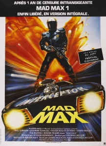 Mad Max affiche FR