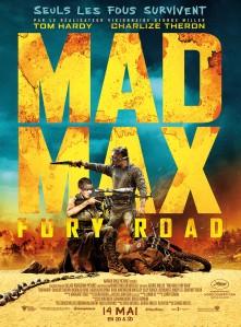 Mad Max Fury Road aff FR
