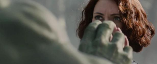 Avengers 2 veuve noire - Hulk