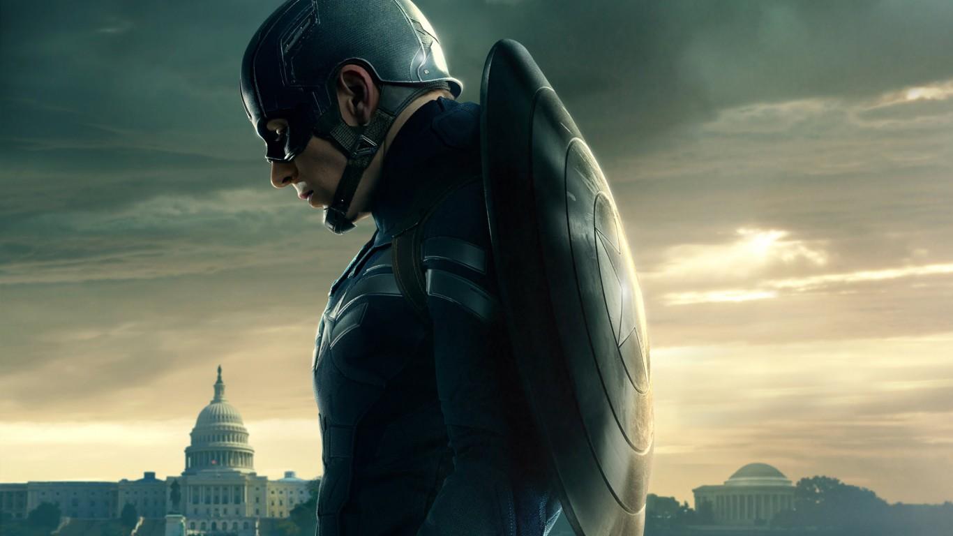 Captain America Sad Meme