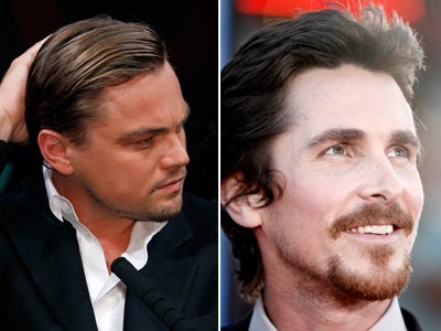 dicaprio out bale in