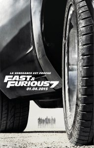 Fast and furious 7 aff fr