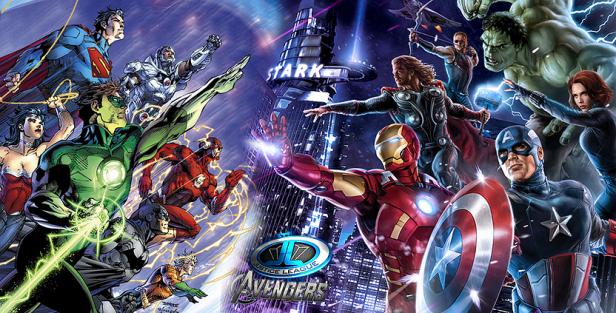 justice vs avengers