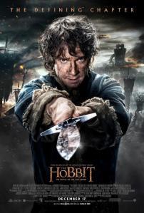 Le hobbit 3 Bilbon vénére