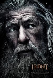 Le hobbit 3 Gandalf