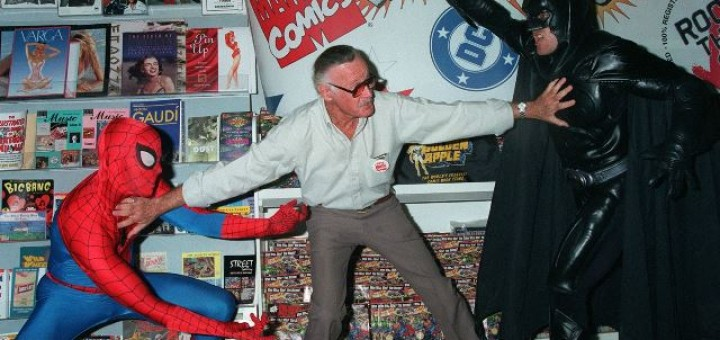 Marvel vs DC Stan Lee
