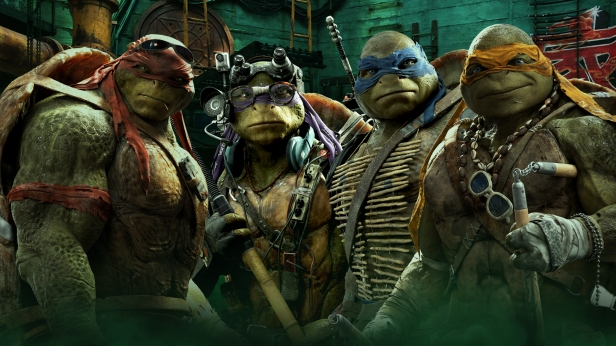 Ninja turtles band