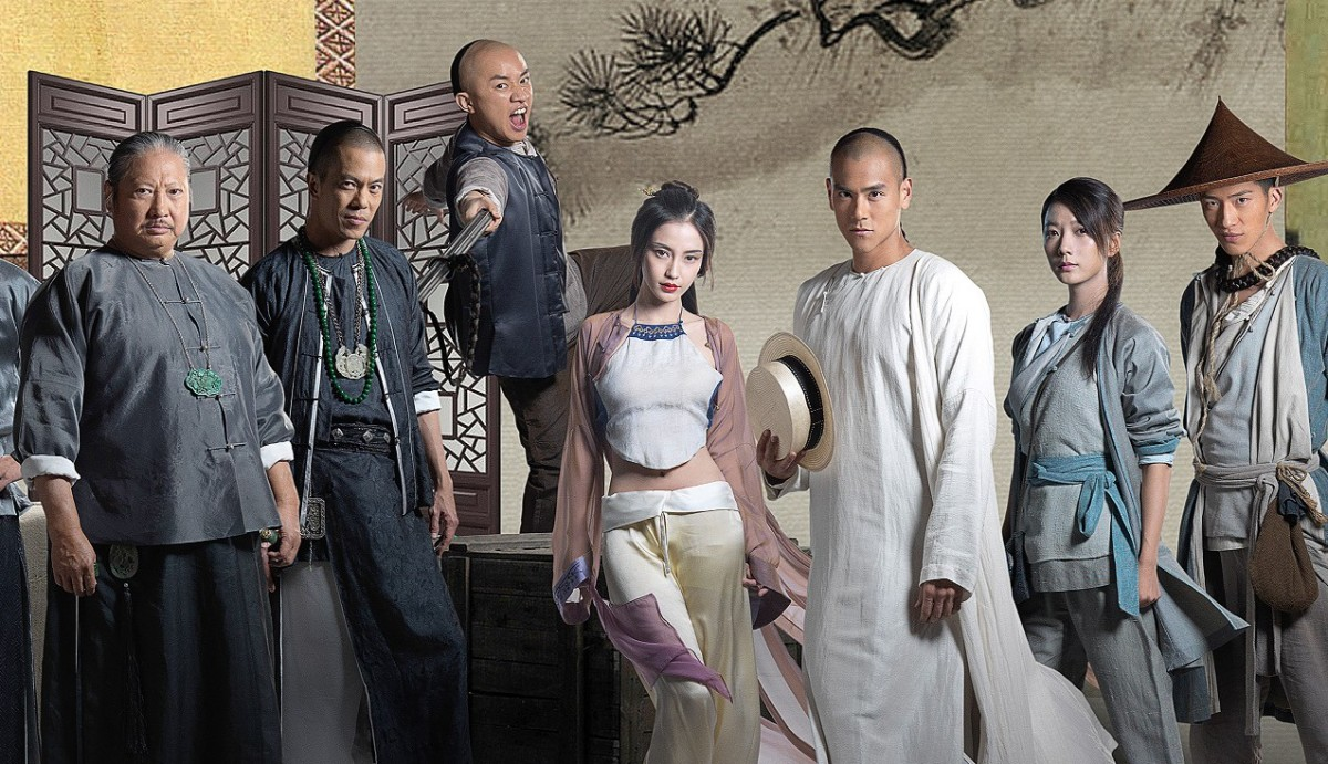 [TRAILER] RISE OF THE LEGEND AVEC SAMMO HUNG, ÇA BASTONNE !