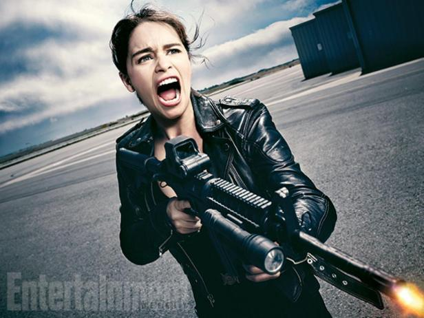 Terminator_Genisys Sarah connor