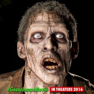 Chair de poule zombie