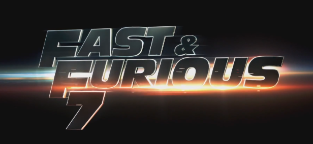 Furious 7 Logo