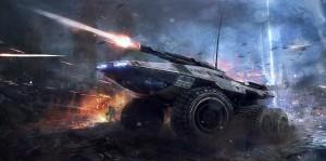 Mass Effect Mako