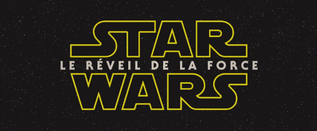 Star Wars 7 logo