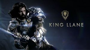 Warcraft King Llane