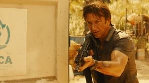 Gunman Sean Penn