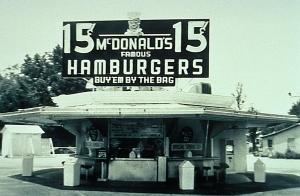 McDonald vintage