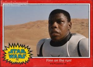 Star Wars 7 finn