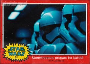 Star Wars 7 stormtroopers