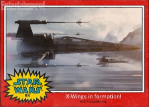 Star Wars 7 x-wings