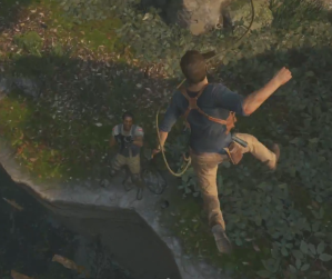 Uncharted 4 fight