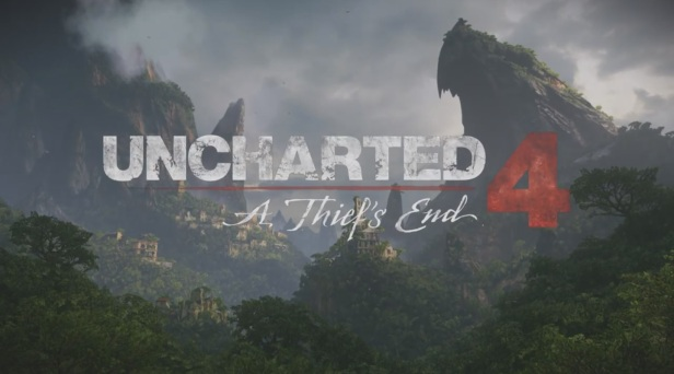 Uncharted 4 titre