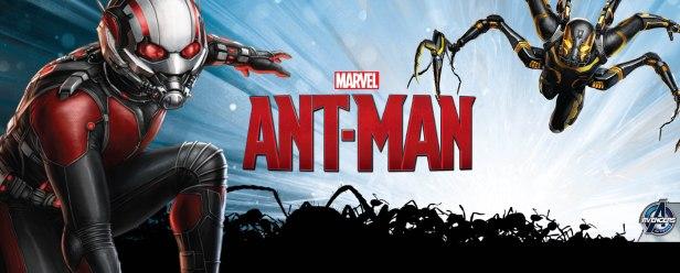 Ant-Man bannière