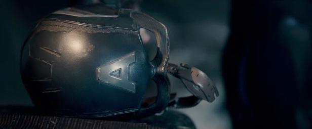 Avengers Captain casque