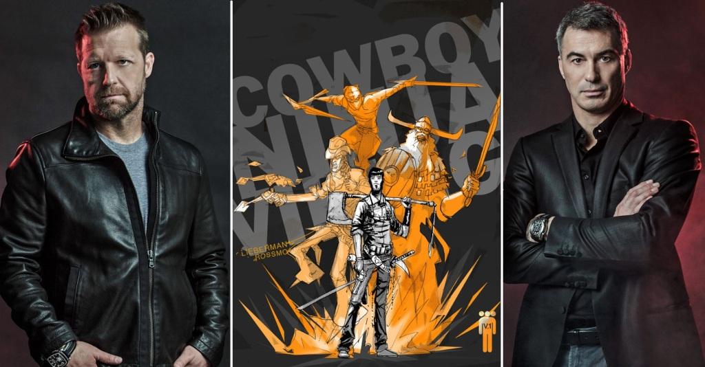 Chad Stahelski David Leich Cowboy