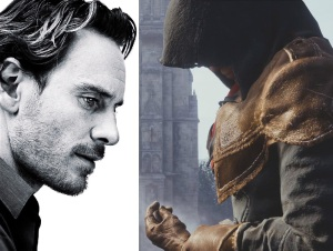 Fassbender assassin's creed