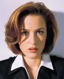 Gillian-Anderson X-files