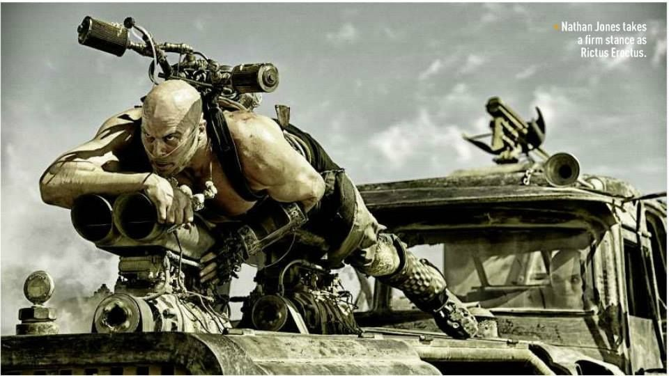 Mad Max Fury Road Rictus