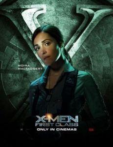 Rose Byrne X-Men poster