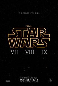 Star wars 7 8 9 aff fan
