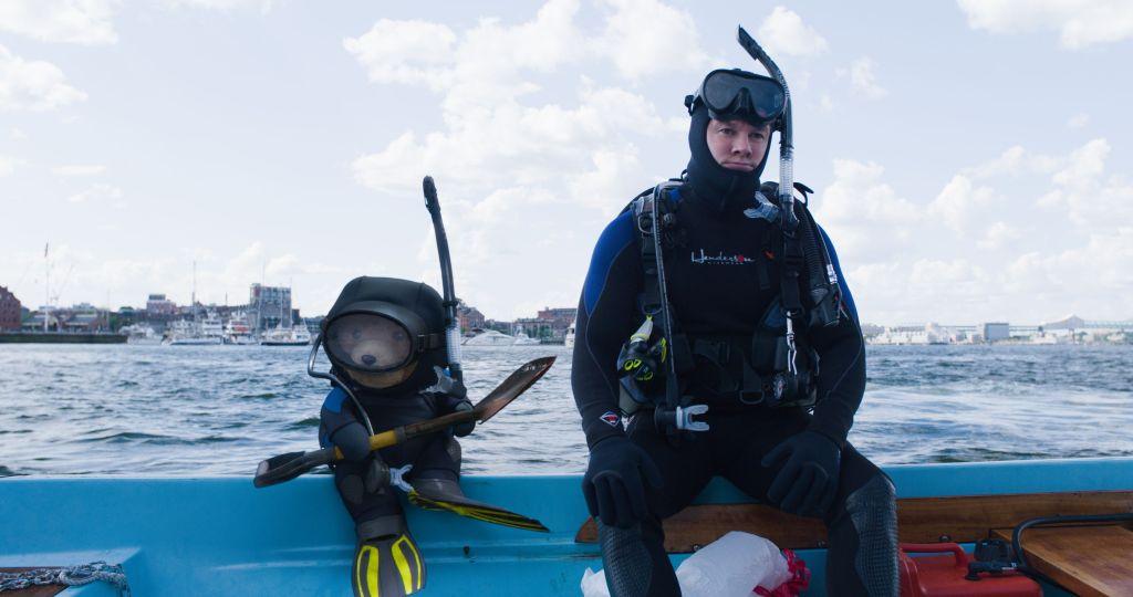 TED 2 plongée