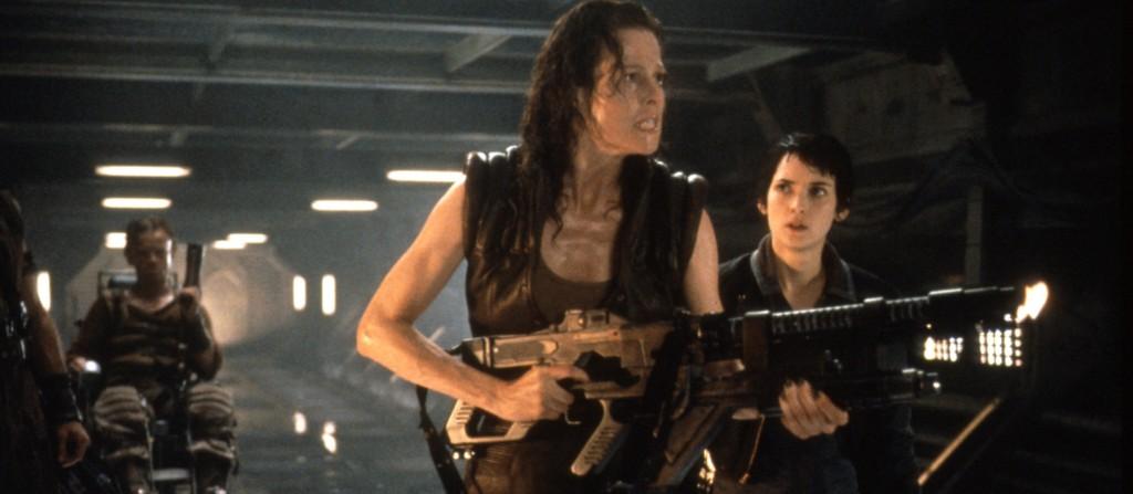 Alien 4 Ripley et bande