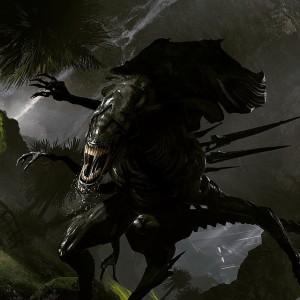 Alien 5 Concept5