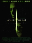 alien, la resurrection Aff